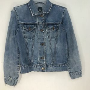 Gap Women's Denim Jacket Sz M
